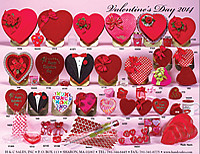 Valentine's Day Products from H&C Sales